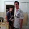 Maľovanie jedálne, chodby a rekonštrukcia kuchyne 2013