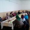Posedenie pri príležitosti MDŽ, 2. marca 2014