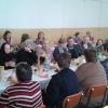 Posedenie pri príležitosti MDŽ - 02. 03. 2014